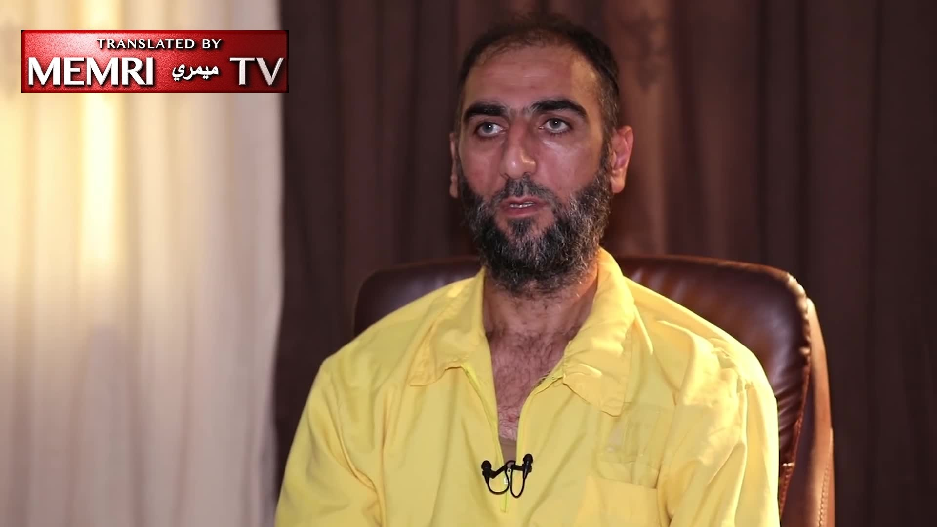 Captured Senior ISIS Operative Saddam Al-Jamal: ISIS Traded Oil with the Syrian Regime, as well as with the Turks, Russians, and Kurds